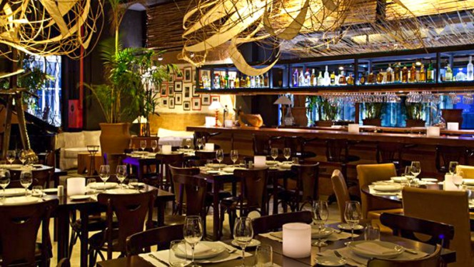 Restaurante - Pobre Juan - Barra da Tijuca, Rio de Janeiro