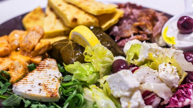 Suggerimento dello chef - Samos, Milan