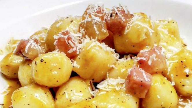 Sugerencia del chef - Brera Restaurant Gnocchi Bar, Barcelona