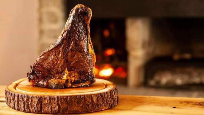 bistecca - La Cascina, Rome