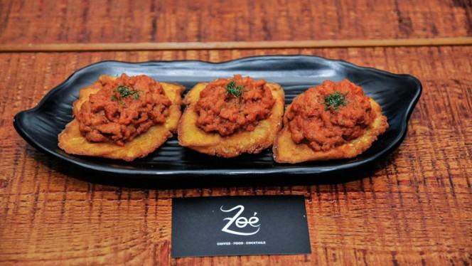 Sugerencia del chef - Zoé Experience BCN, Barcelona