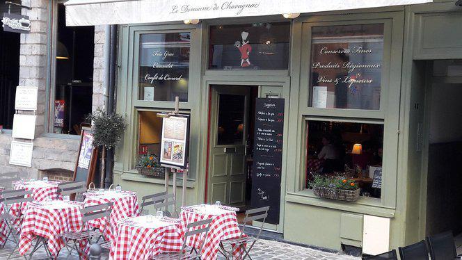 Terrasse - Le Domaine de Chavagnac - Vieux Lille, Lille