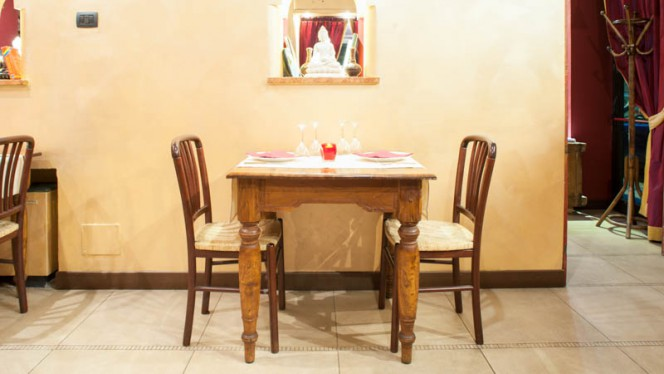 Sala del ristorante - Shri Ganesh, Turin