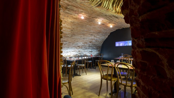 Aperçu de l'intérieur - Le Cri de la Truffe, Toulouse
