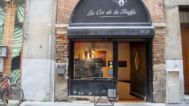 Devanture - Le Cri de la Truffe, Toulouse