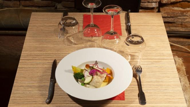 Suggestion de plat - Le Cri de la Truffe, Toulouse