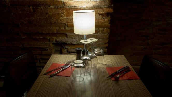Table dressée - Le Cri de la Truffe, Toulouse