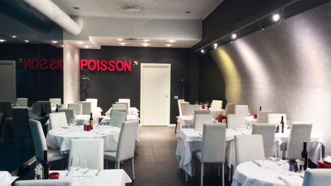 Vista sala - Mercato del Pesce, Milan