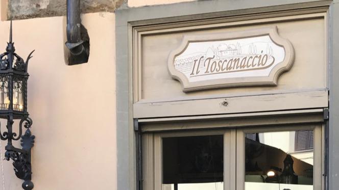 L'esterno - Il Toscanaccio, Firenze