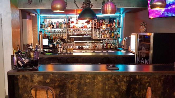 Bar - KECHUA FUSIÓN By Luis Barrios, Madrid