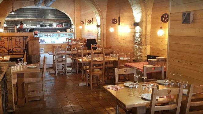 Interieur - La Meule du Berger, Bordeaux
