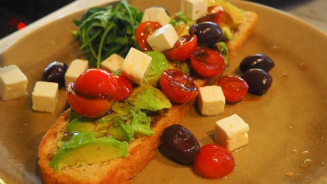 Sugerencia del chef - Vascobelo V-bar Urgell-Londres, Barcelona
