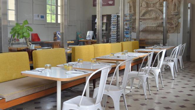 Salle - Café Borély, Marseille