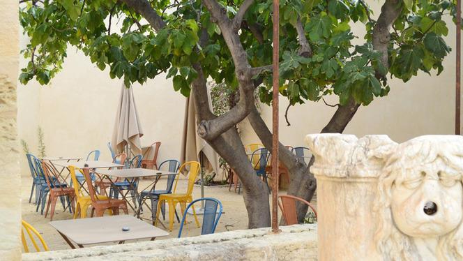 Terrasse - Café Borély, Marseille