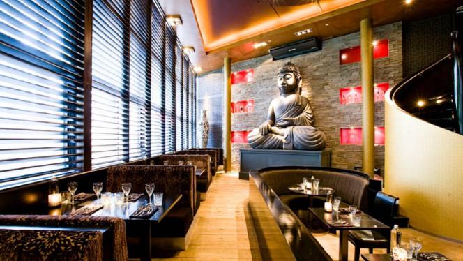 restaurantzaal - SpiZe, Den Haag