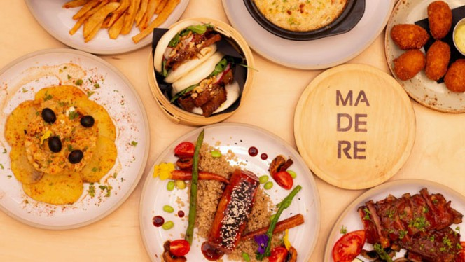 Sugerencia del chef - Madere, Madrid