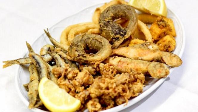 Sugerencia del chef - La Trucha, Madrid