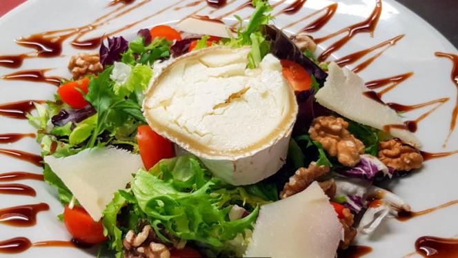 Sugerencia del chef - Na tarantella, Blanes