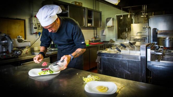 Il Chef - Saxo, Rome