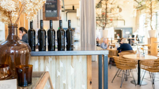 Het restaurant - Centraal Ketelhuis, Amersfoort
