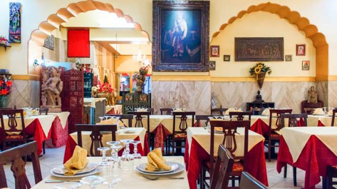 Ingresso e sala - Ganesha India - Ristorante Indiano, Rome