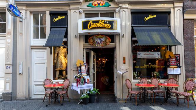 Aanzicht - Casablanca Variété, Amsterdam