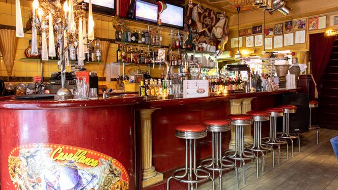 Bar - Casablanca Variété, Amsterdam