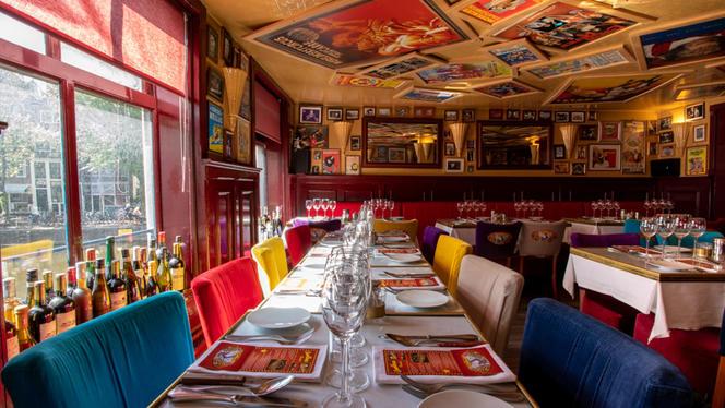 Restaurant - Casablanca Variété, Amsterdam