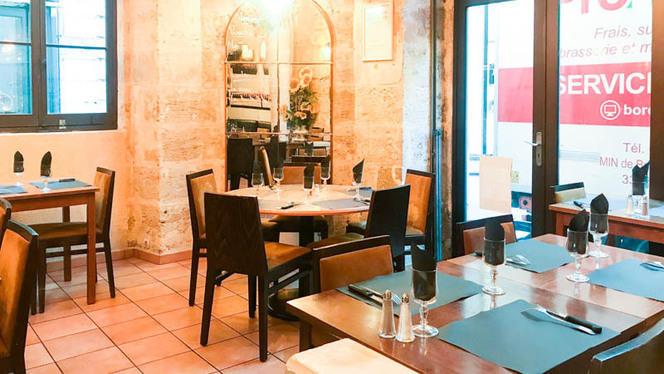 Vue de la salle - La Casuccia, Bordeaux