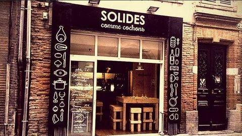 Solides comme Cochons, Toulouse
