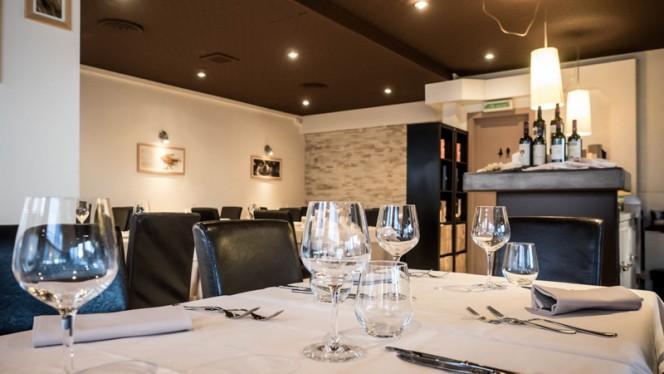 Salle du restaurant - Pasta e Sfizi, Lausanne