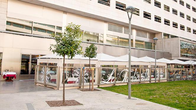 Entrada - La Tagliatella L'illa Diagonal, Barcelona