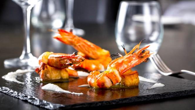 Suggestie van de chef - Oesterdam Dining & Lounge, Tholen