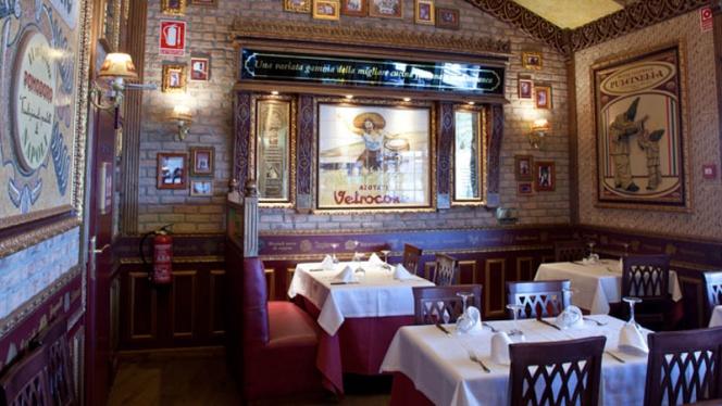 Vista sala - La Tagliatella Las Arenas, Barcelona