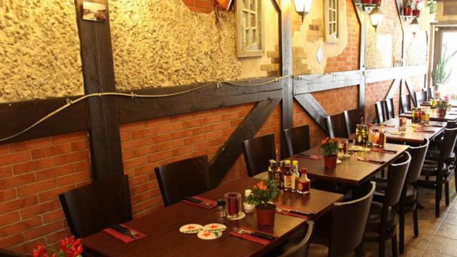 het restaurant - El Vino Mexicaans en Argentijns restaurant, Amsterdam