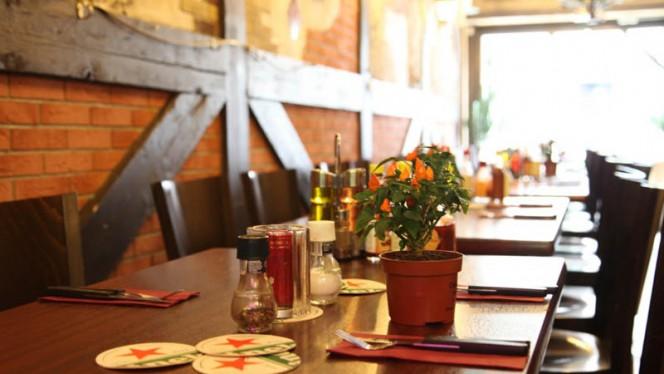 tafel - El Vino Mexicaans en Argentijns restaurant, Amsterdam