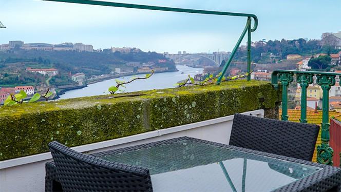 Esplanada - Torreão restaurante|bar, Porto