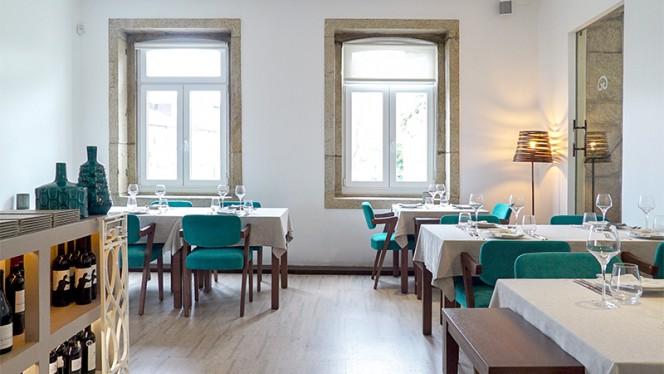 Sala - Torreão restaurante|bar, Porto