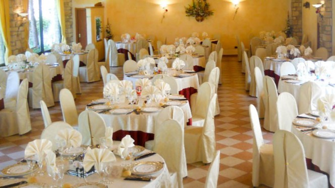 Salone Banchetti - Rustichello,