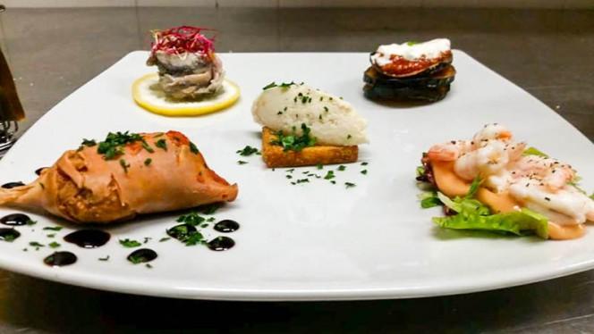 Antipasto della Casa - L'Acqua Salata, Civitavecchia