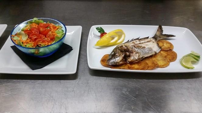 Sarago alla griglia - L'Acqua Salata, Civitavecchia
