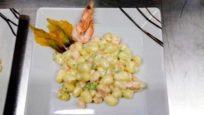 Suggerimento dello chef - L'Acqua Salata, Civitavecchia