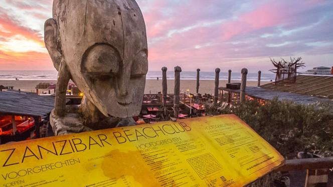 Decoratie - Zanzibar Beachclub, Den Haag