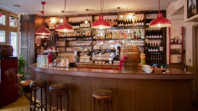 Bar du Restaurant - Les Rupins, Paris