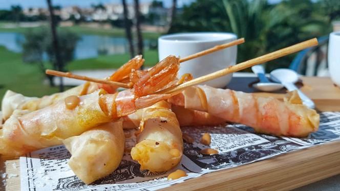 sugerencia del chef - El Olivo - Hotel Alicante Golf, Alicante