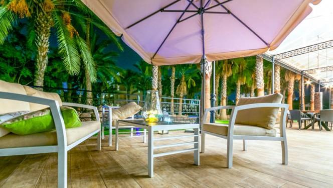 terraza - El Olivo - Hotel Alicante Golf, Alicante