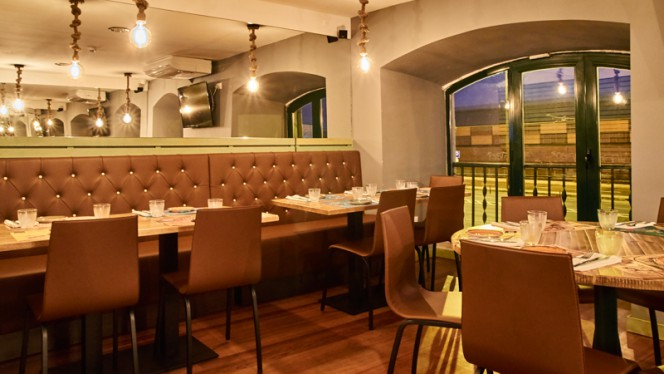 Sala - Contrabando Restaurante e Bar, Lisbon