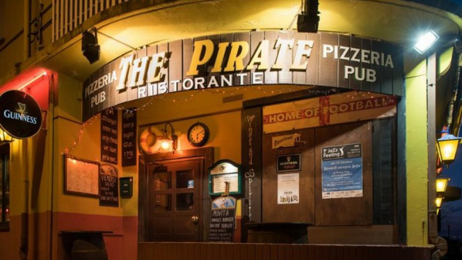 Esterno - The Pirate Pub, Cattolica