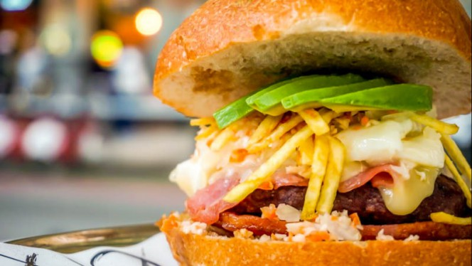 Sugerencia del chef - La Caleta Burger, Barcelona