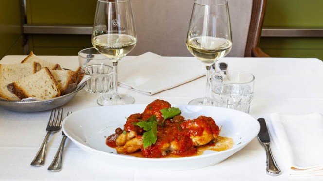 Suggerimento dello chef - Anima di Mare, Milan